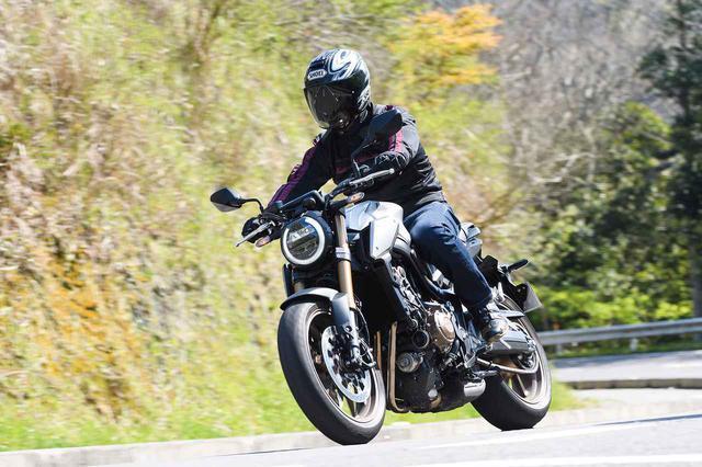 画像: 伊藤真一さんの試乗インプレ「CB650R」 - webオートバイ