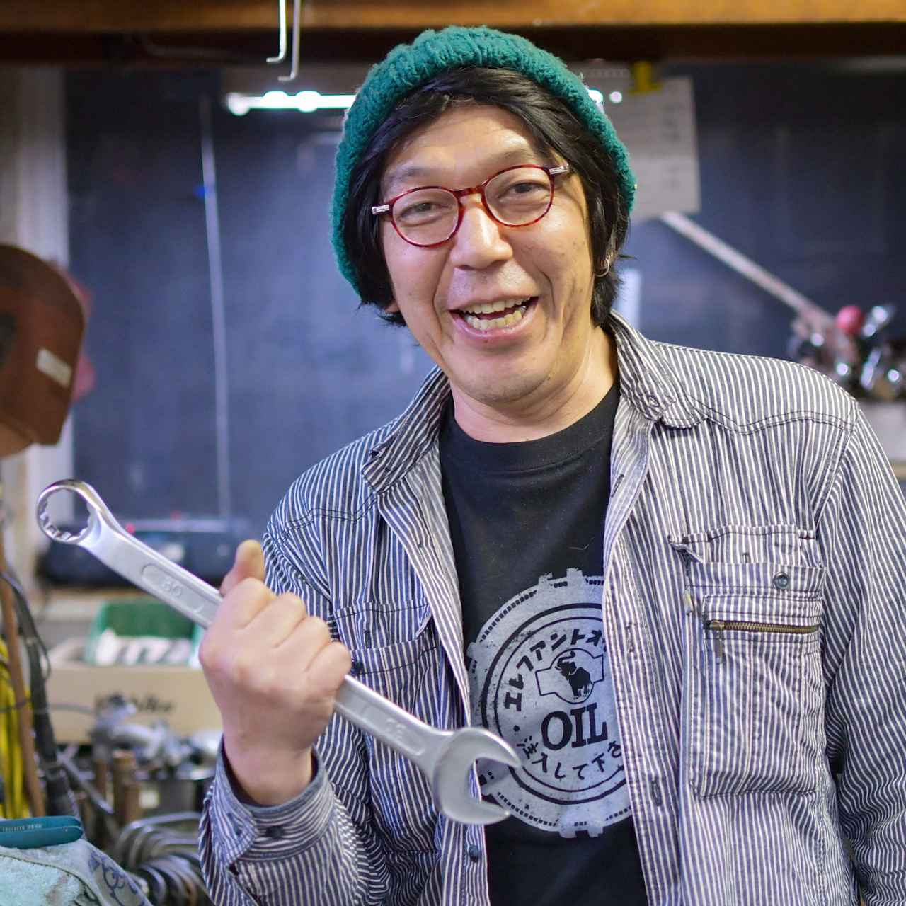 画像1: M&Fカビィ代表 影山さん