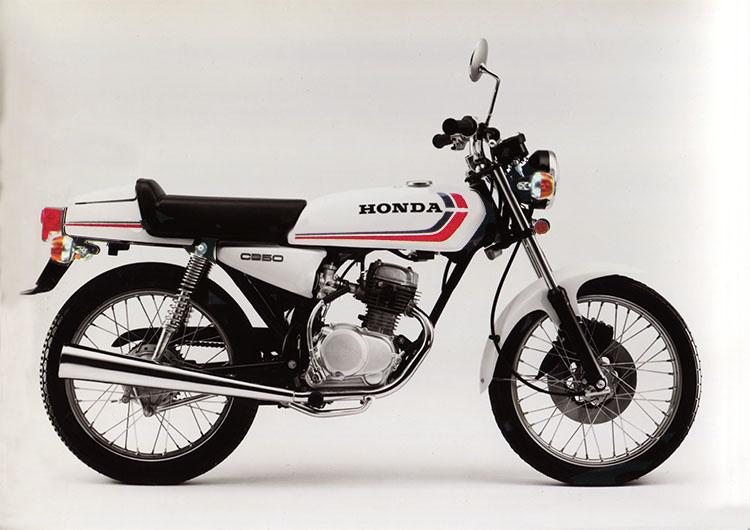 画像: 青春のゼロハンスポーツ図鑑Vol.1 HONDAその1(4スト編)   WEB Mr.Bike