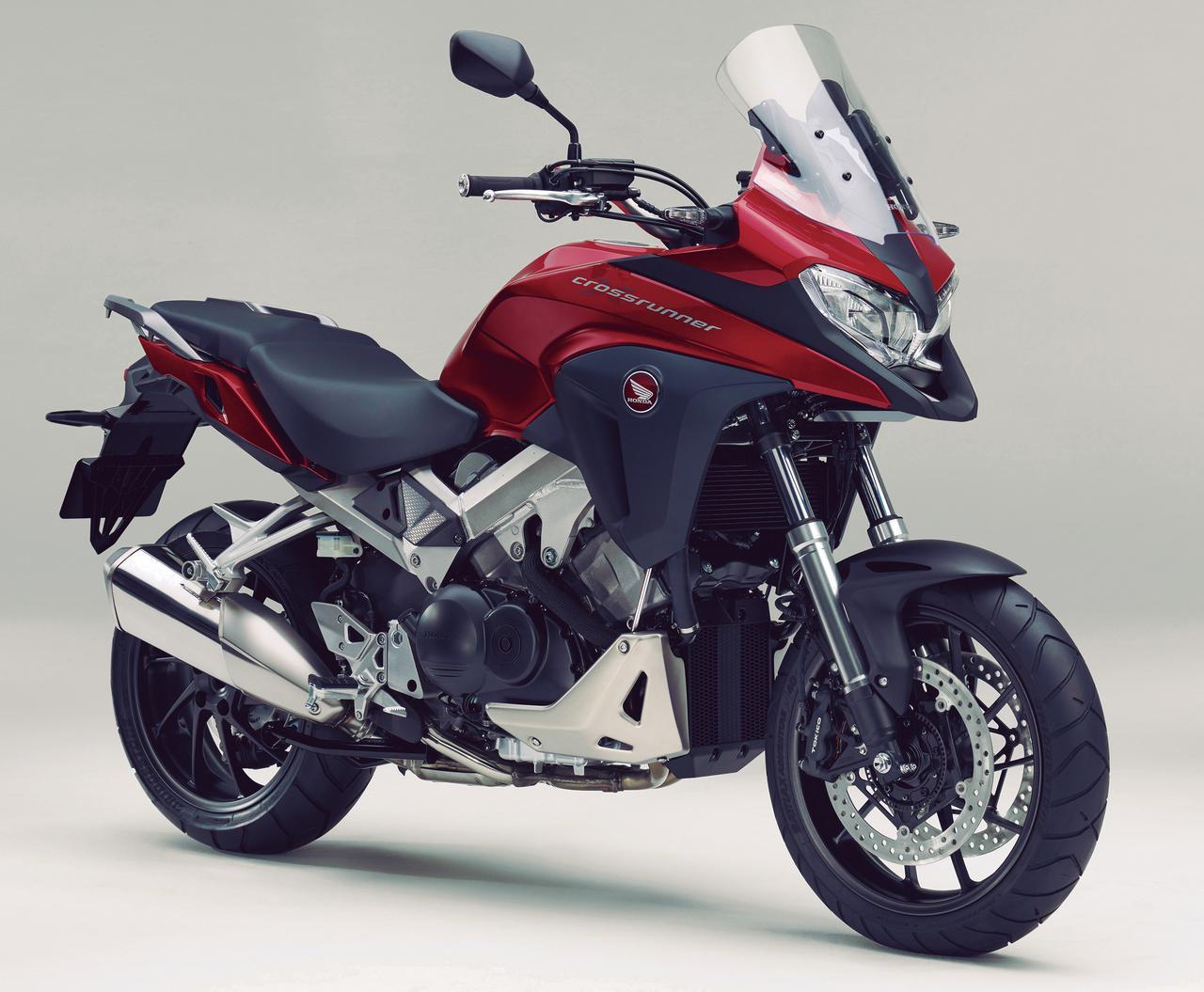 画像: ホンダ「VFR800X」/価格:150万400円(税込)