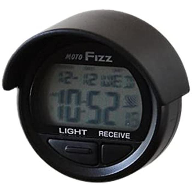 画像: Amazonで価格を見る | タナックス 電波クロック MF-4672