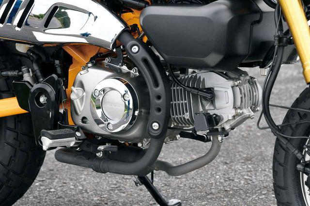 画像4: 500円で何キロ走れる?「モンキー125」VS「スーパーカブC125」燃費対決! 原付二種125ccの燃費性能を実走調査