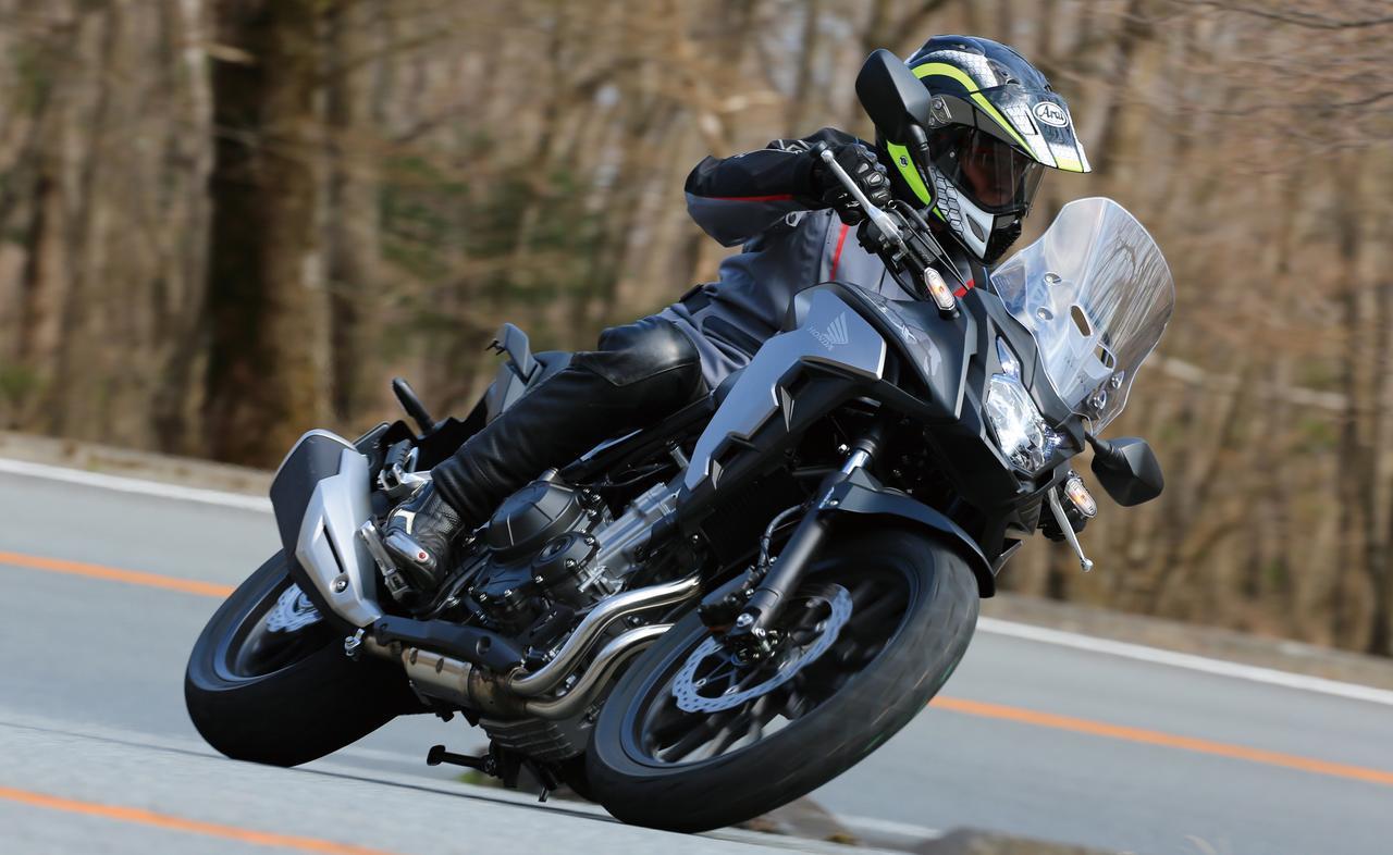 画像: ホンダ新型400Xを徹底インプレ! フロント19インチ化に合わせ、各部がよりアドベンチャーモデルらしく進化! - webオートバイ