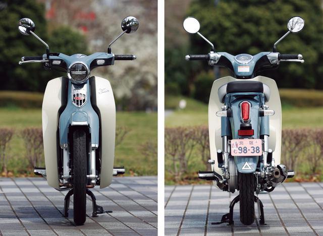 画像: ホンダ「スーパーカブ C125」(2020年)試乗インプレ|人気カラー投票・足つきチェック・最高速調査まで、125ccの豪華スーパーカブを徹底解説 - webオートバイ