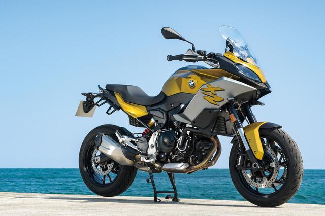 画像: 【試乗インプレ】BMW「F900XR」 - webオートバイ