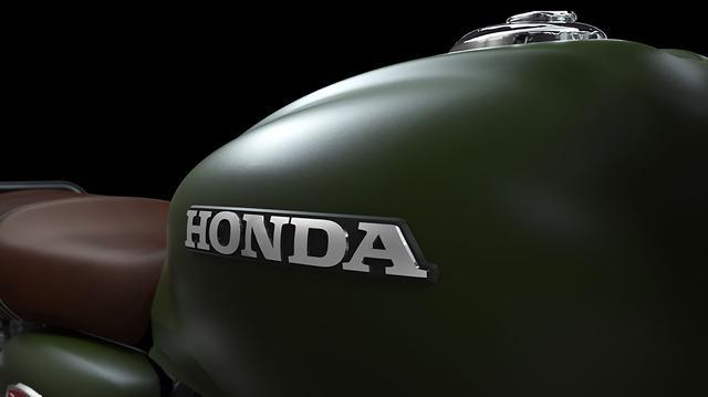 画像5: 【2021速報】スペック、グレード、カラバリ等判明!「H'ness CB350」続報をお届けします!