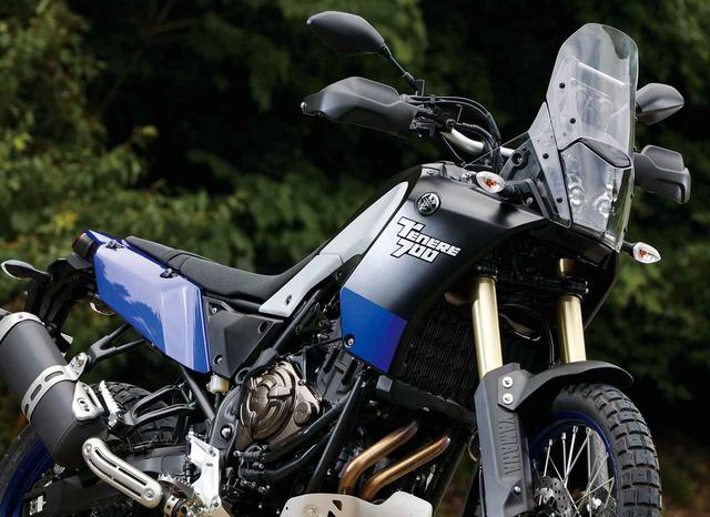 画像: ヤマハ「テネレ700」【試乗インプレ・車両解説】 - webオートバイ