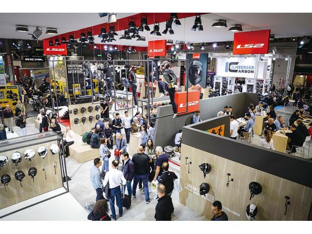 画像: LS2は、EICMA(ミラノ国際モーターサイクルショー)で大々的にブースを構え多くの展示を行なうほどのメーカー。世界での認知度は高く、日本でも毎年出荷数が伸びている。販売は主に2りんかん、ナップス、ライコランドなどの量販店や通販サイト各社で行っている。現物を手に取り、納得して購入してファンになる人も急増中。今後の動きから目が離せないブランドだ。