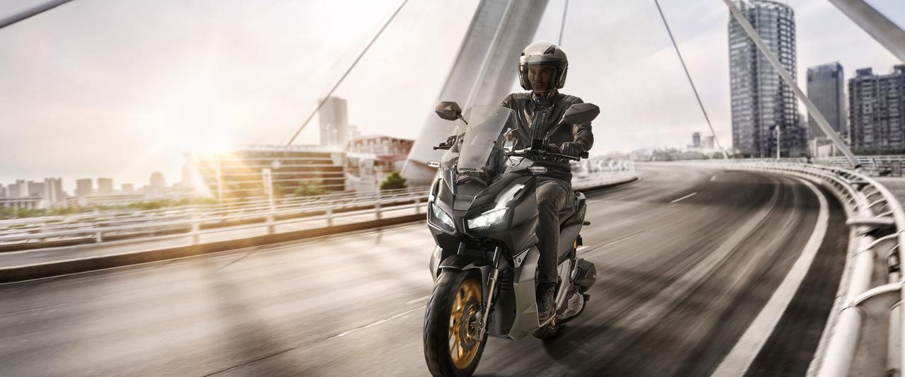 Images : 1番目の画像 - ADV150 インドネシア仕様車 - webオートバイ