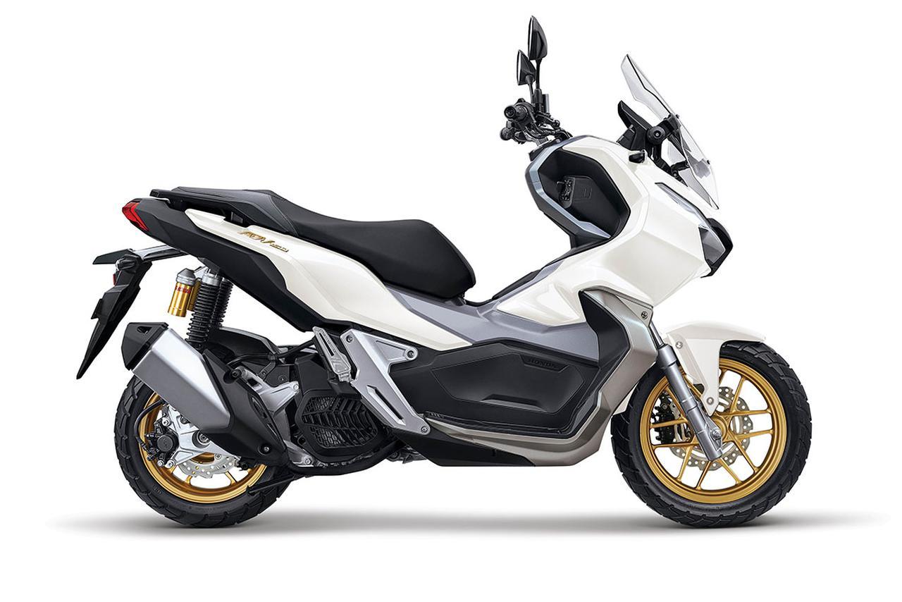 Images : 3番目の画像 - ADV150 インドネシア仕様車 - webオートバイ