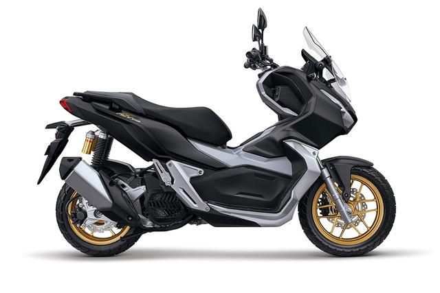 画像1: 【2021速報】ホンダ「ADV150」の2021年モデルがインドネシアで登場! 日本でも販売してほしいカラーはどれ?