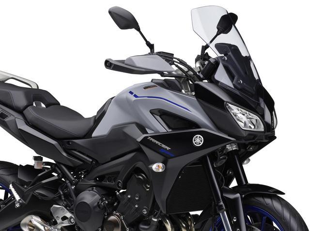 画像: ヤマハ「トレーサー900」&「トレーサー900GT」の2020年モデルが2月25日発売開始! 新色はマットダークグレーとマットグレー - webオートバイ