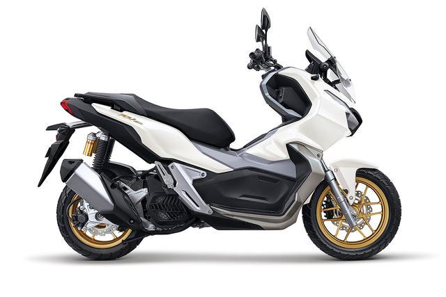 画像2: 【2021速報】ホンダ「ADV150」の2021年モデルがインドネシアで登場! 日本でも販売してほしいカラーはどれ?