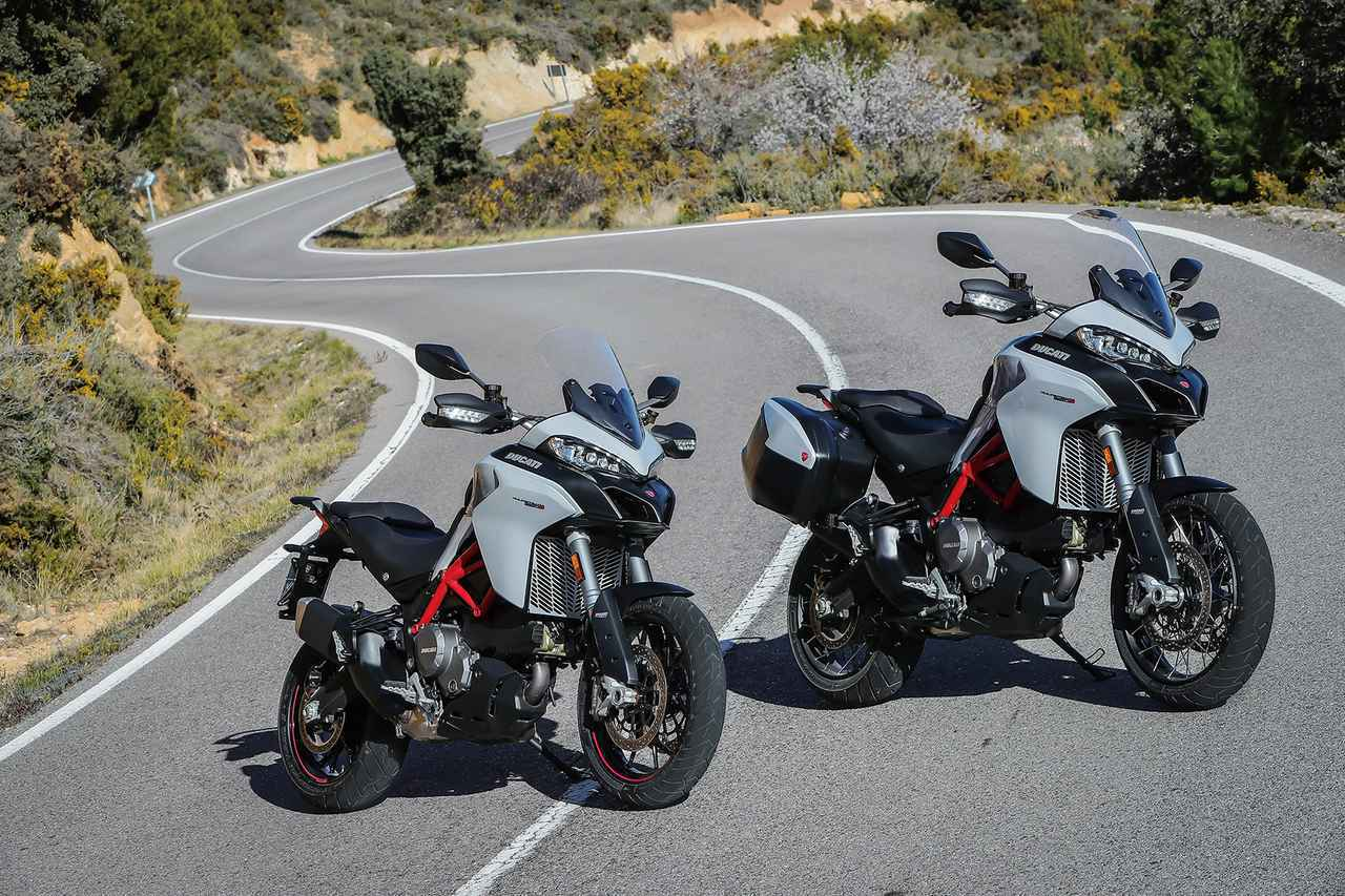 画像: DUCATI Multistrada 950/S(2019モデル)「マルチな乗り味を追求して電子制御と足まわりを強化!」【ADVインプレッション】 - webオートバイ