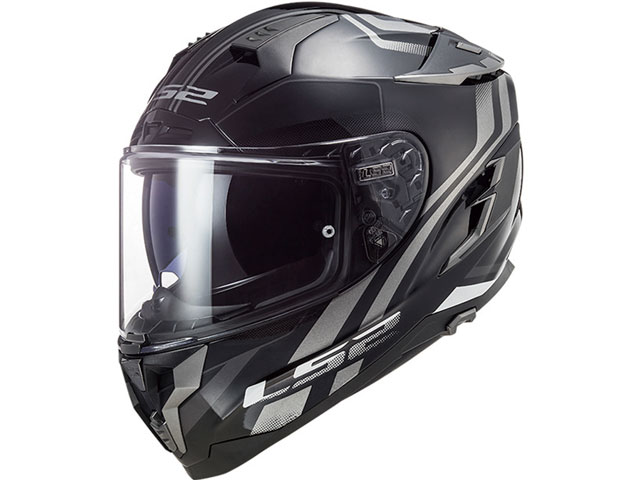 画像4: 世界に認められた高性能ヘルメットの最新モデル! LS2ヘルメット「チャレンジャー F」をテスト&レポート