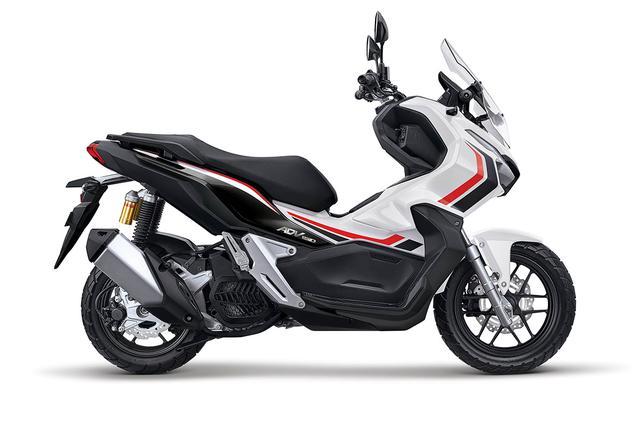 画像3: 【2021速報】ホンダ「ADV150」の2021年モデルがインドネシアで登場! 日本でも販売してほしいカラーはどれ?