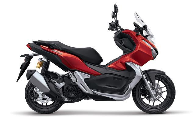 画像4: 【2021速報】ホンダ「ADV150」の2021年モデルがインドネシアで登場! 日本でも販売してほしいカラーはどれ?