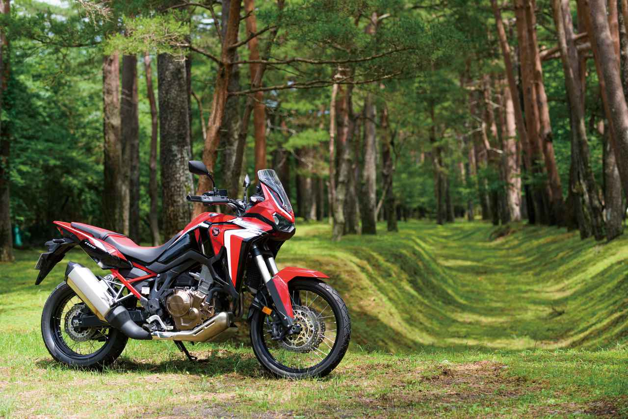 Images : 6番目の画像 - Honda CRF1100L AfricaTwin - LAWRENCE - Motorcycle x Cars + α = Your Life.