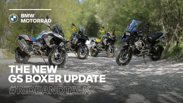 画像: #RideAndTalk - 2021 Model Update BMW R 1250 GS & R 1250 GS Adventure www.youtube.com