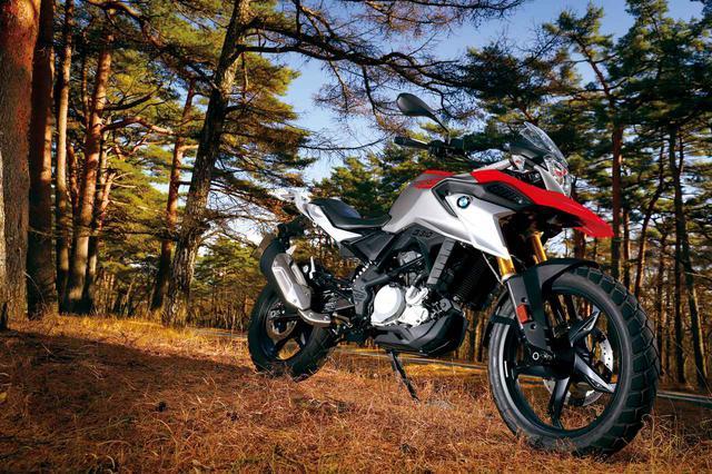 画像: 普通自動二輪免許で乗れるBMW「310GS」を走行インプレ! 日本のバイク旅は313ccの単気筒でも充分か? - webオートバイ