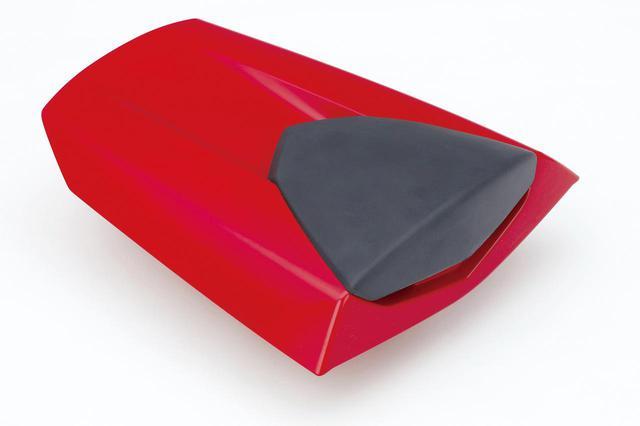 画像: オプションでシングルシートカバーも用意されている。スポーツランユーザーなら手に入れておきたいアイテムだ。