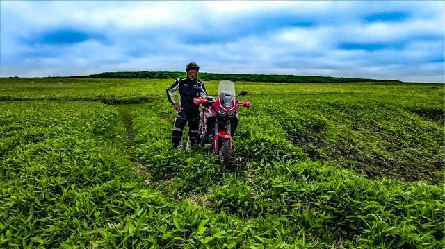 画像: 新型アフリカツインでいく北海道ツーリング紀行 - webオートバイ