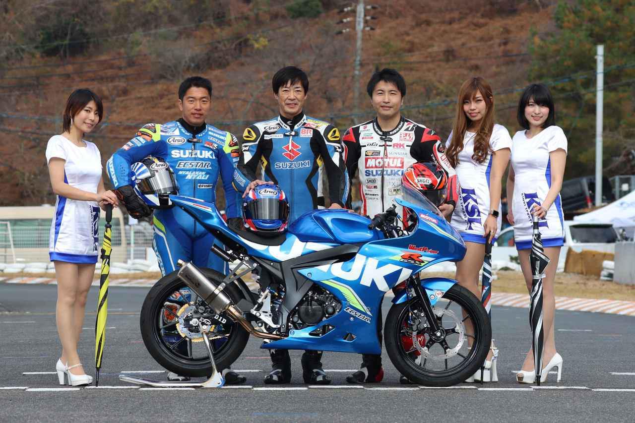 画像3: 世界耐久チャンピオンと走れるミニバイクレースが今年も年末に開催されます!