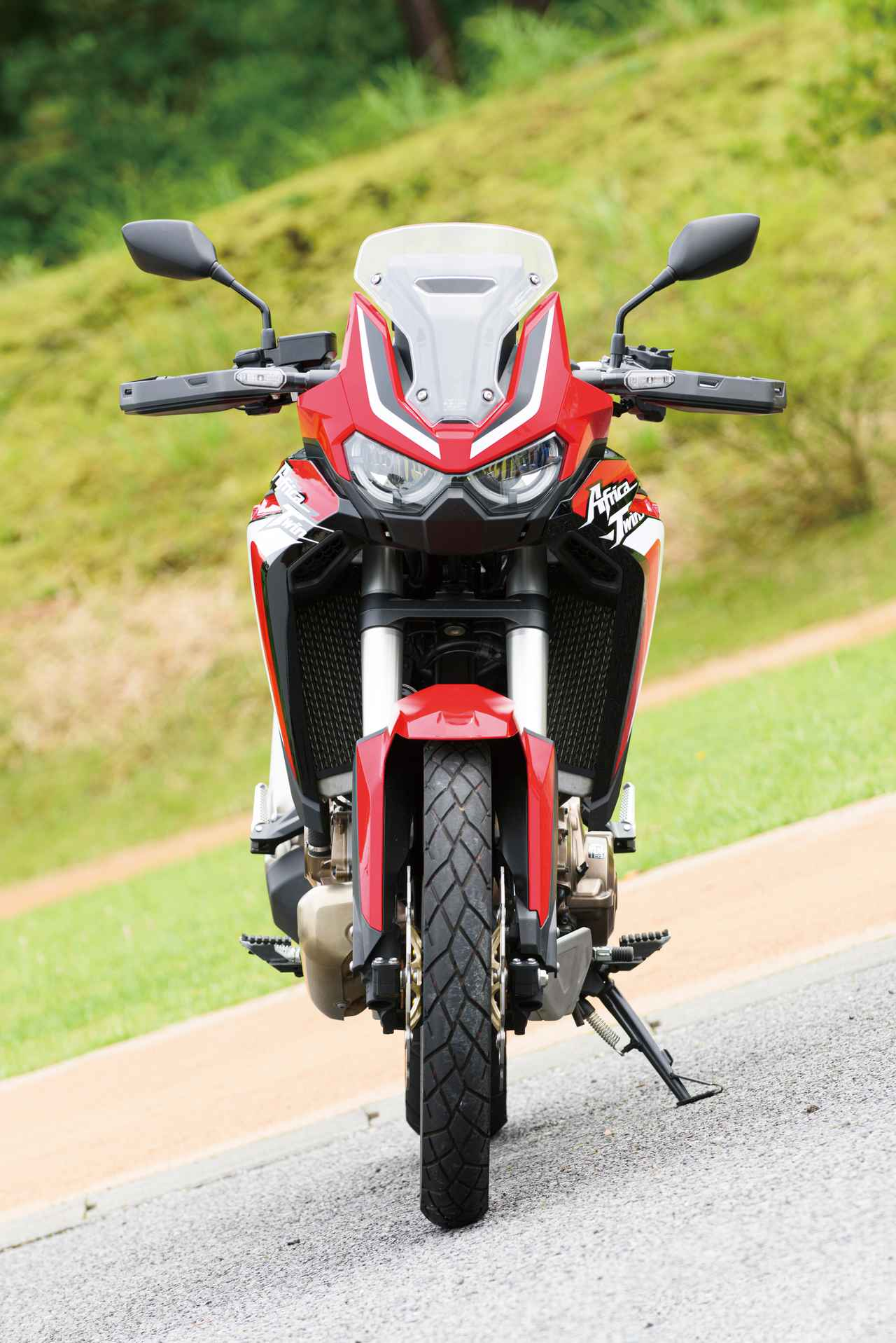 Images : 2番目の画像 - Honda CRF1100L AfricaTwin - LAWRENCE - Motorcycle x Cars + α = Your Life.