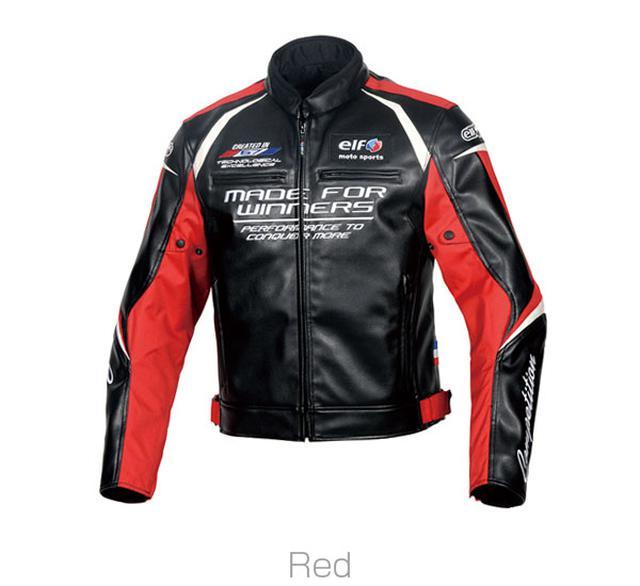 画像: EJ-W108 Evoluzione PU Leather Jacket