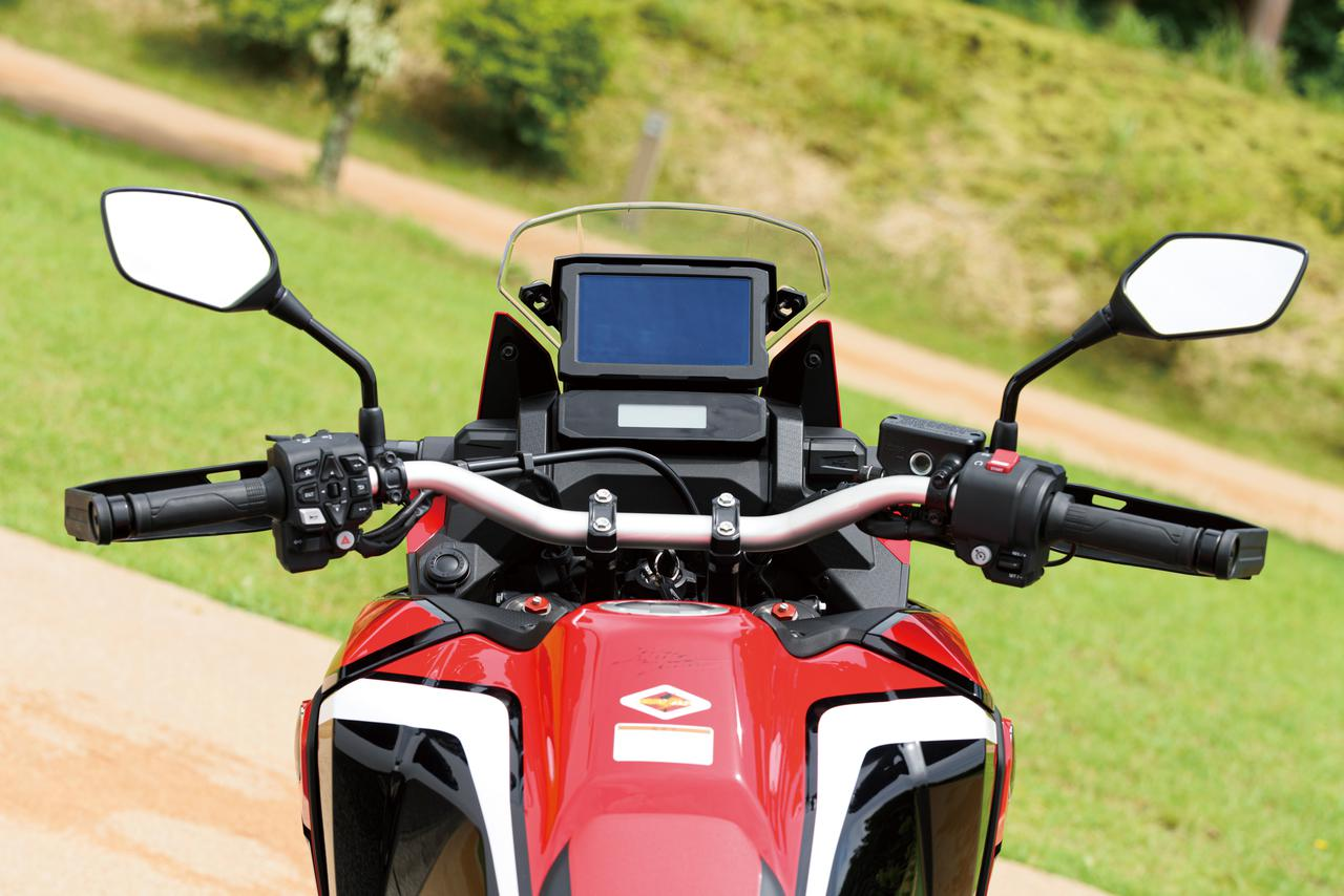Images : 9番目の画像 - Honda CRF1100L AfricaTwin - LAWRENCE - Motorcycle x Cars + α = Your Life.