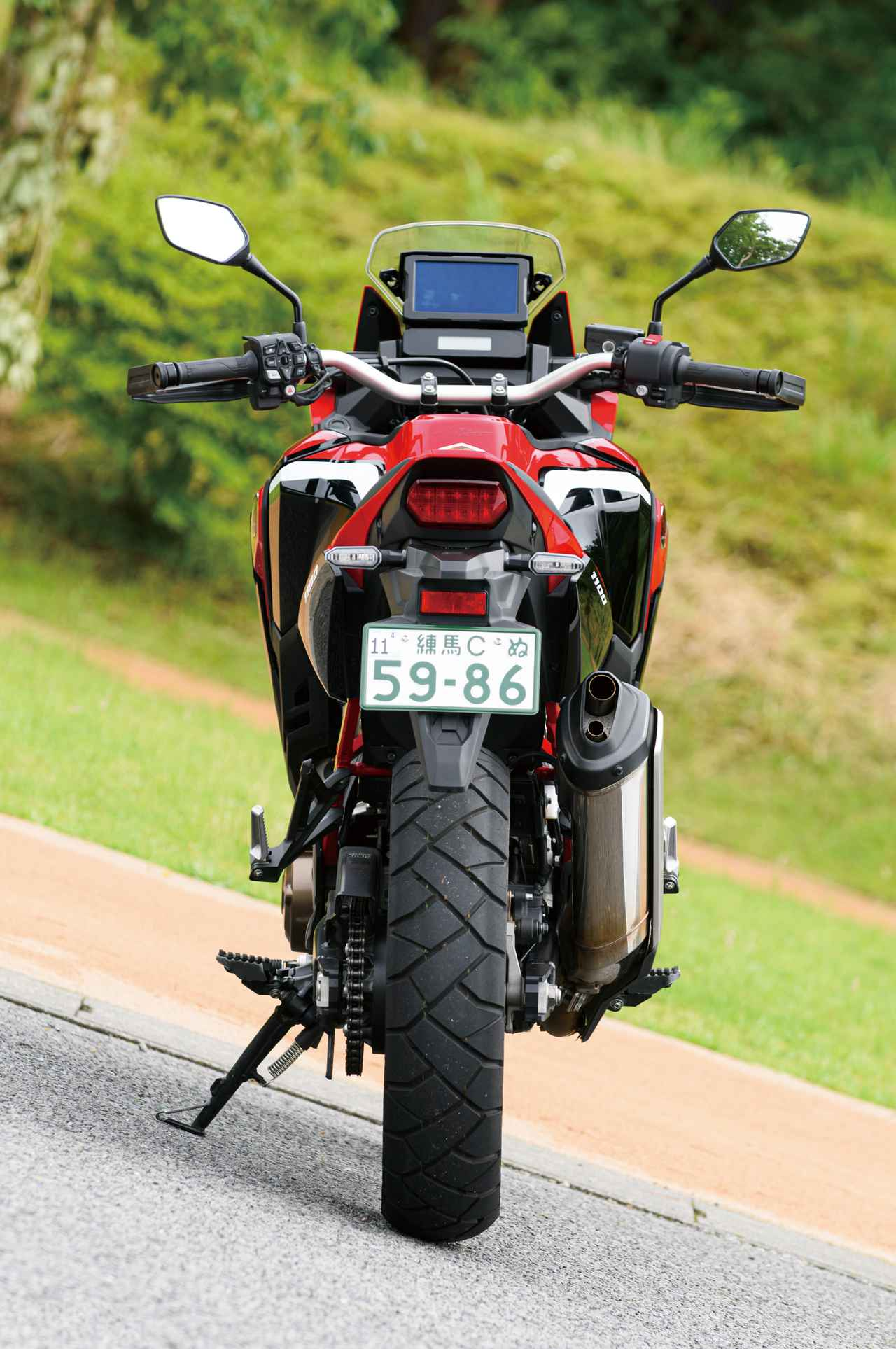 Images : 3番目の画像 - Honda CRF1100L AfricaTwin - LAWRENCE - Motorcycle x Cars + α = Your Life.