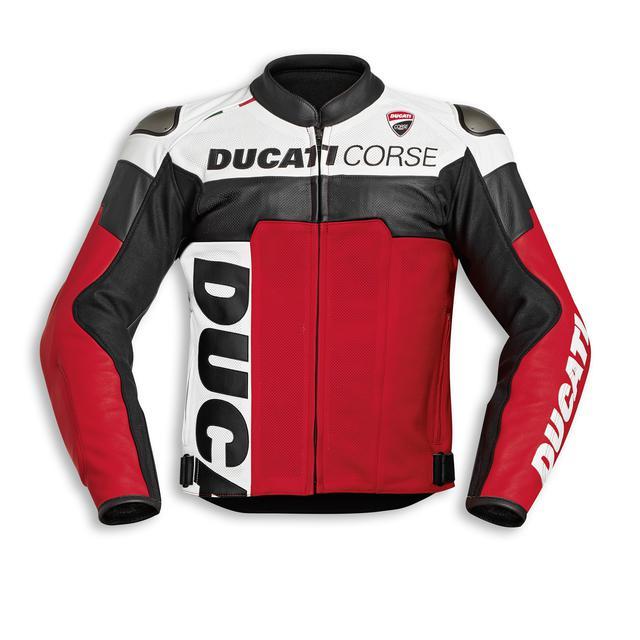画像: Ducati Corse C5 - レザージャケット