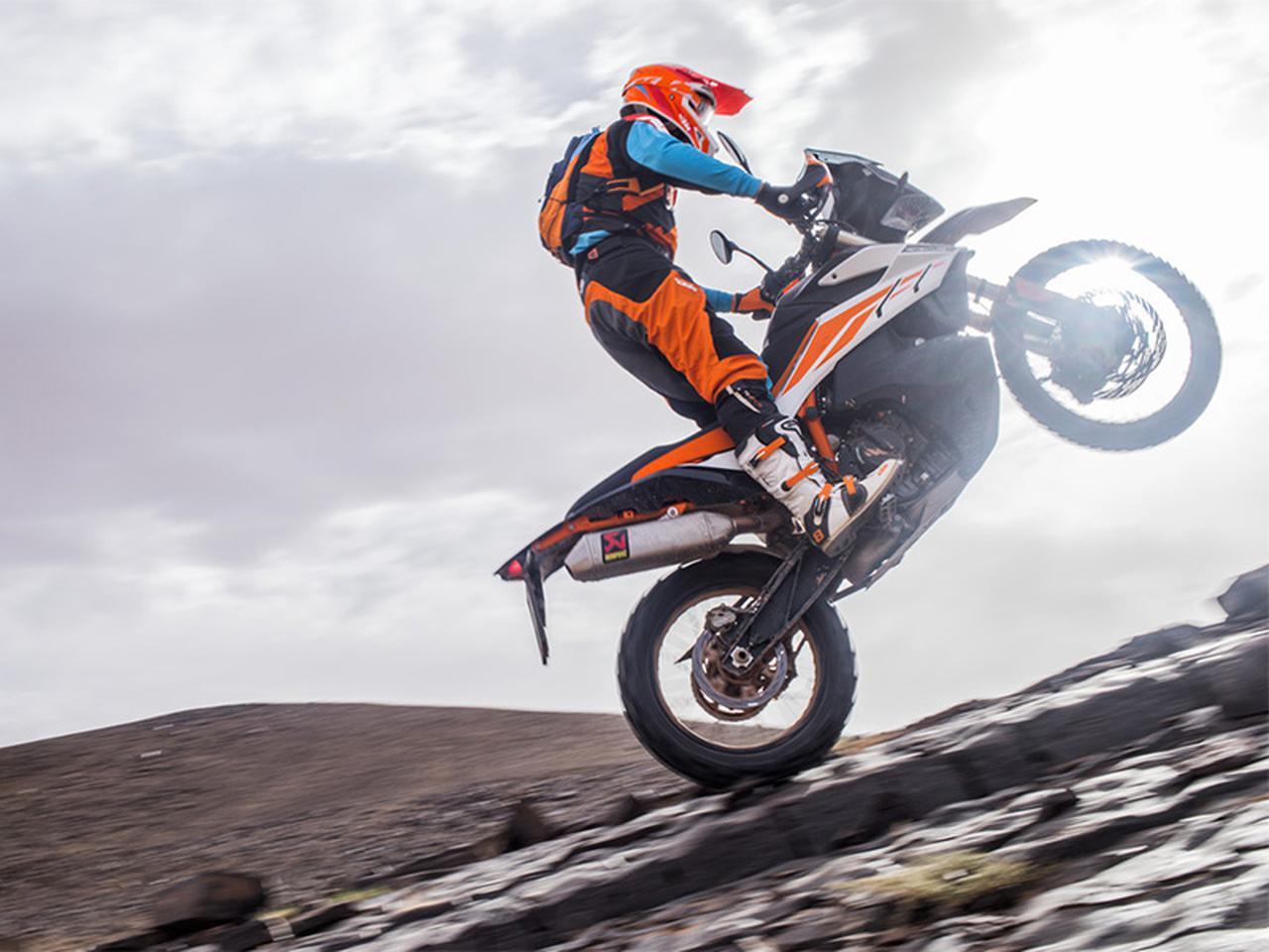 画像: KTMが「790 ADVENTURE R」を含む、2020年ストリートモデル5機種を一気にリリース!  - webオートバイ