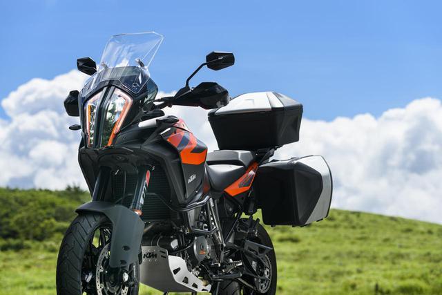 画像: 【試乗インプレ】KTM「1290 SUPER ADVENTURE S」スポーツライディングも視野に入れたポテンシャル - webオートバイ