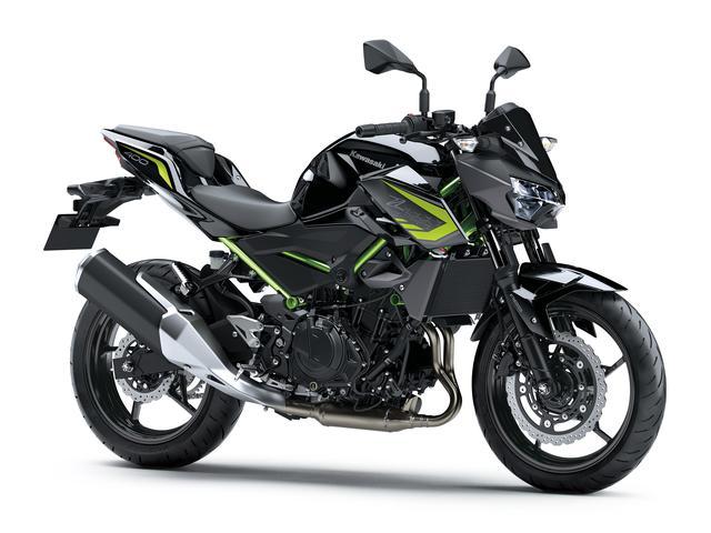 画像17: カワサキ「Z400」の2021年国内モデルが登場! 2020年モデルと比較してみよう【2021速報】