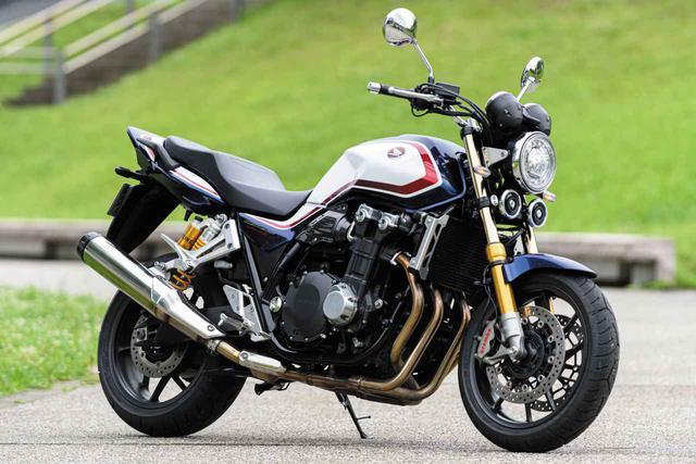画像: Honda CB1300 SUPER FOUR SP 総排気量:1284cc エンジン形式:水冷4ストDOHC4バルブ4気筒 メーカー希望小売価格:188万5400円(消費税10%込)