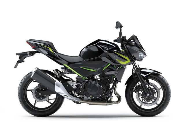 画像10: カワサキ「Z400」の2021年国内モデルが登場! 2020年モデルと比較してみよう【2021速報】