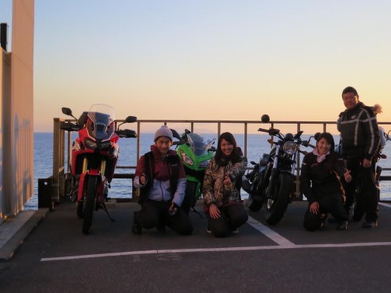 画像: レブル500で行く初詣ツーリング♪(大関さおり) - webオートバイ