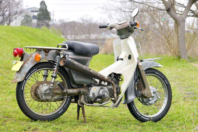 画像: カブだけど? カブだから! ホンダSUPER CUB90を林道仕様にするのだ─── - webオートバイ