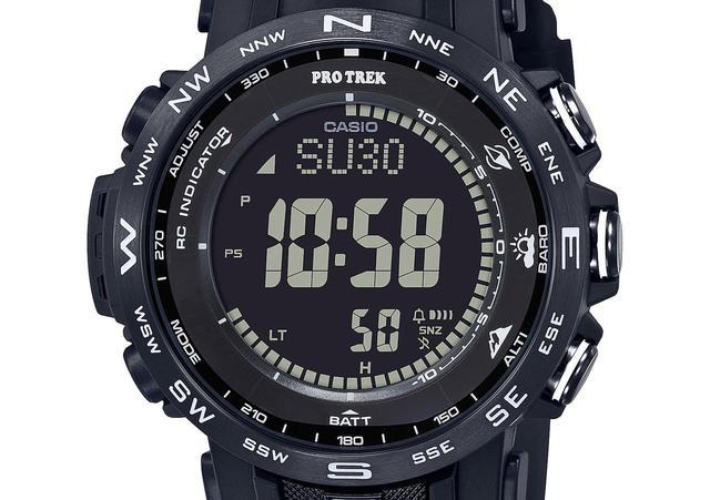画像: 【腕時計】高機能で価格も魅力的! プロトレックの新型アウトドアウォッチ「PRW-30」はバイク乗りとの相性もいい! - webオートバイ