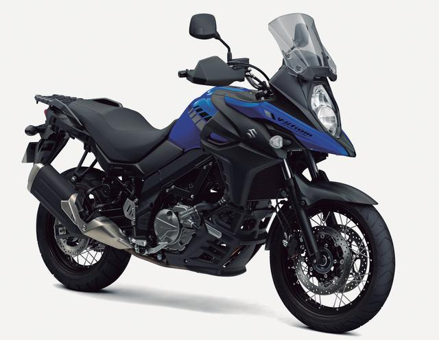 画像: スズキ 「V-STROM 650 ABS/XT ABS」/税込価格:92万4000円/96万8000円