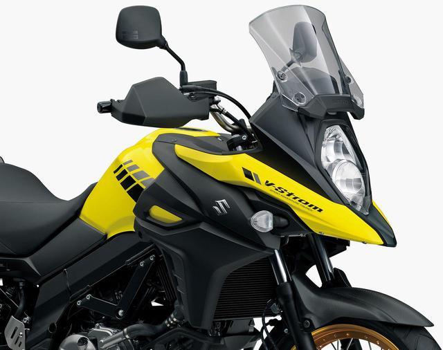 画像: スズキ「Vストローム650 ABS」「Vストローム650 XT ABS」2020年モデル情報 - webオートバイ