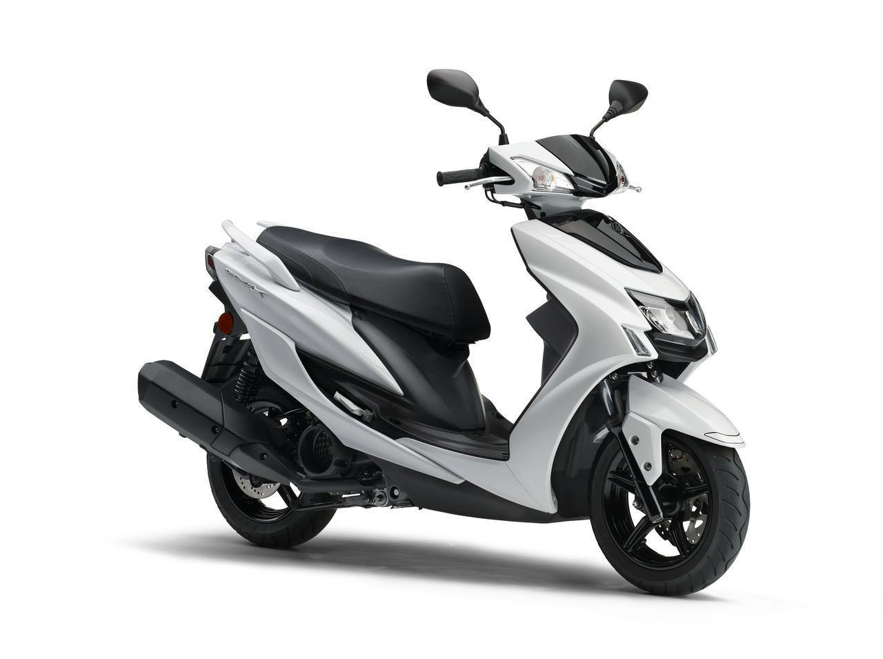 画像: ヤマハ「シグナスX」2020年モデルのカラーバリエーションはこちら - webオートバイ