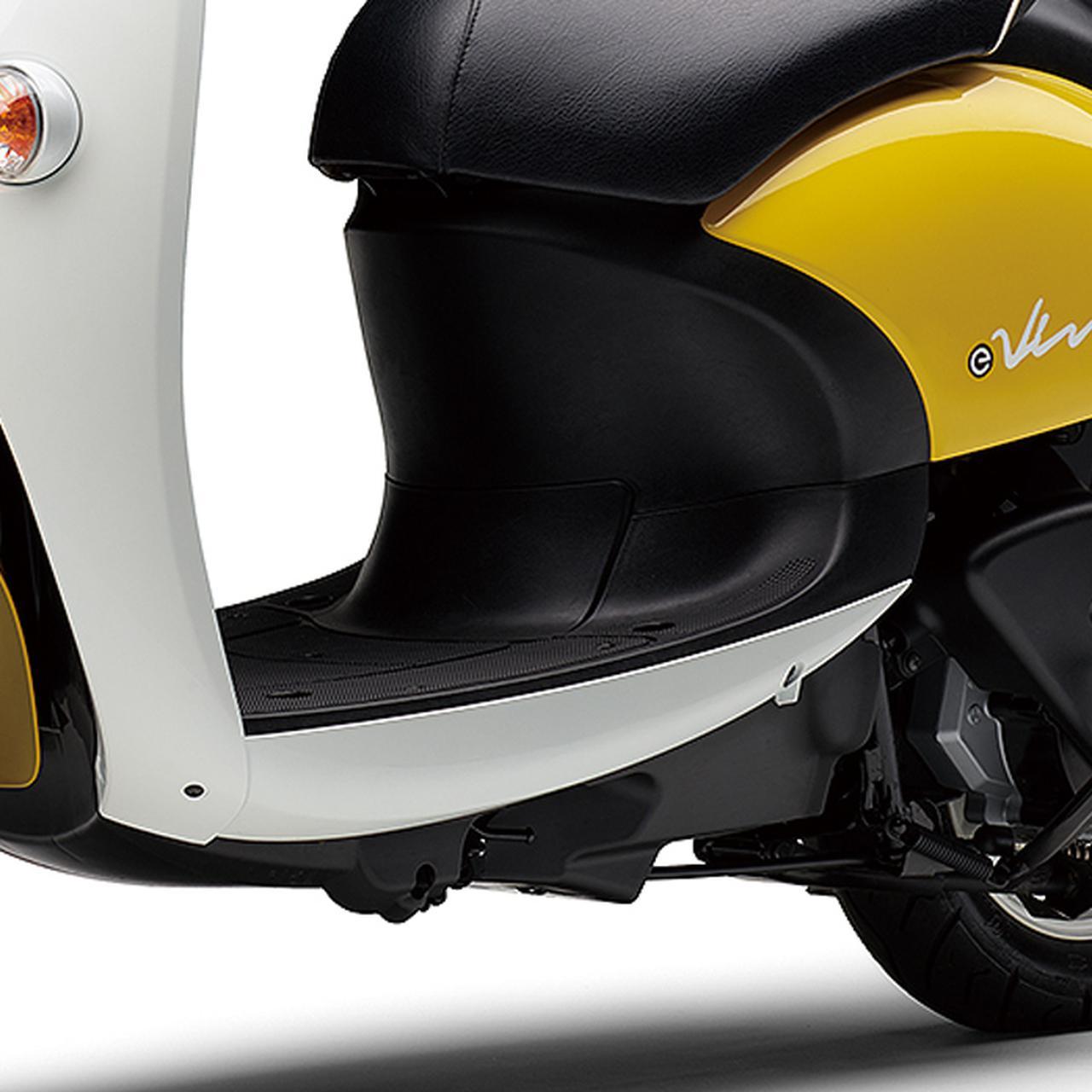 Images : 12番目の画像 - ヤマハ「E-Vino」の写真をもっと見る! - webオートバイ