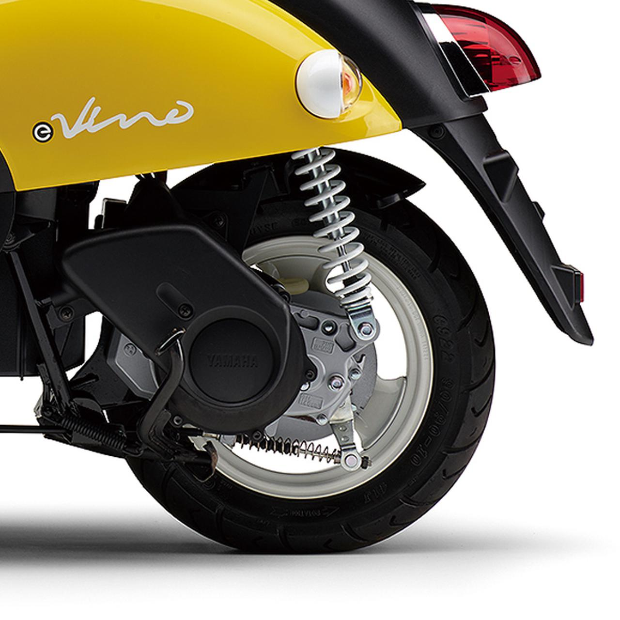 Images : 13番目の画像 - ヤマハ「E-Vino」の写真をもっと見る! - webオートバイ
