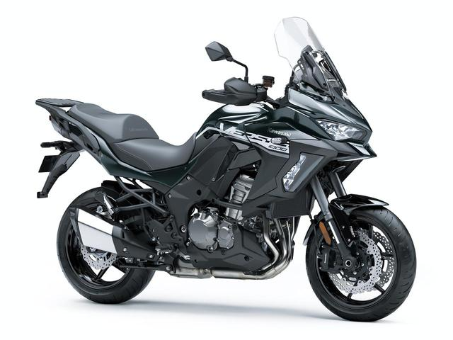 画像: 日本で現在販売されている2020年モデルの「VERSYS 1000 SE」 メーカー希望小売価格:190万3000円(消費税10%込)