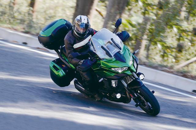 画像: カワサキ「VERSYS1000 SE」【試乗インプレ・車両解説】 - webオートバイ