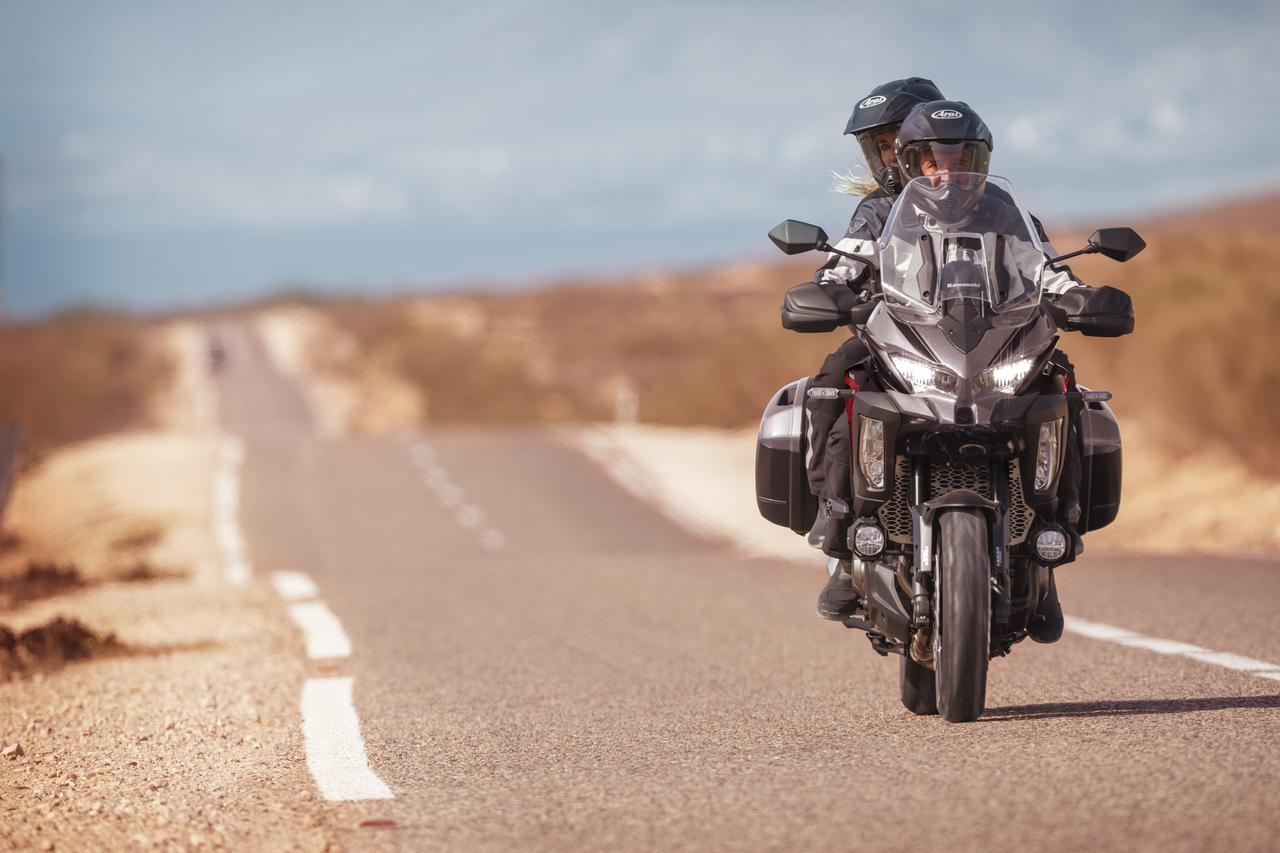 Images : 8番目の画像 - 写真をもっと見る! カワサキ「ヴェルシス1000S」(2021年モデル・欧州仕様車) - webオートバイ