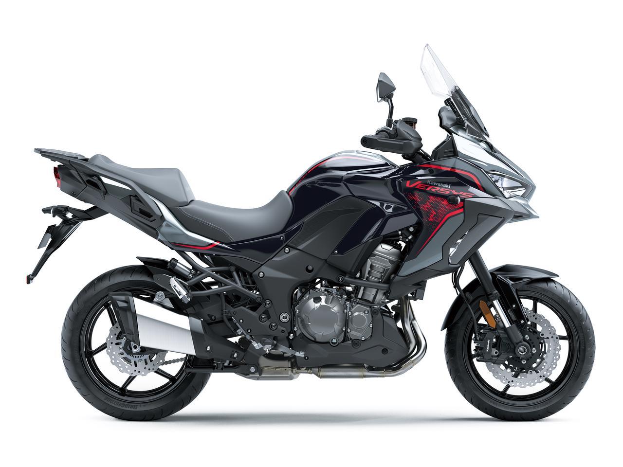 Images : 6番目の画像 - 写真をもっと見る! カワサキ「ヴェルシス1000S」(2021年モデル・欧州仕様車) - LAWRENCE - Motorcycle x Cars + α = Your Life.