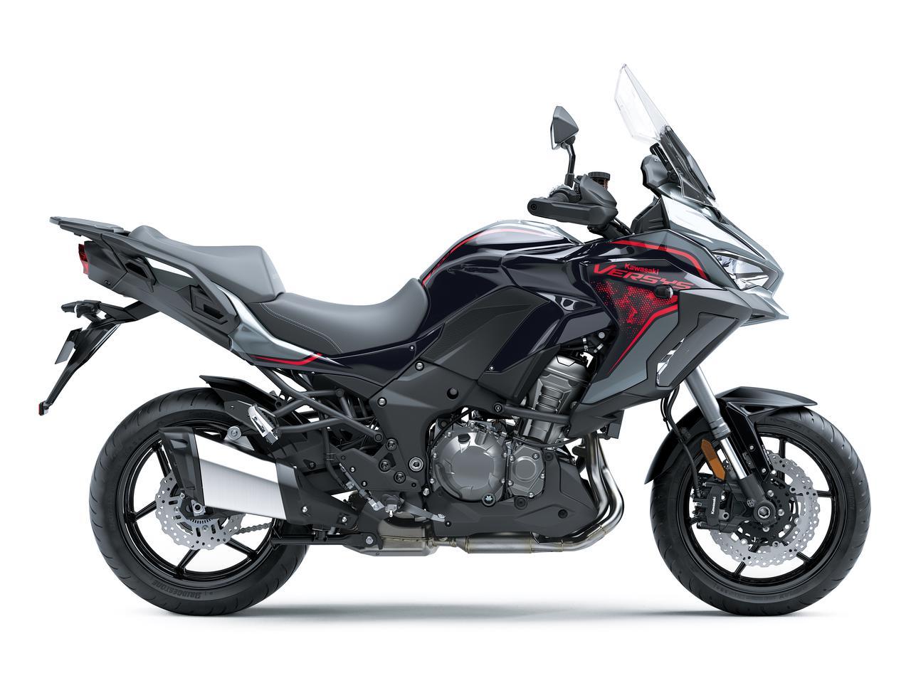 Images : 5番目の画像 - 写真をもっと見る! カワサキ「ヴェルシス1000SE」(2021年モデル・欧州仕様車) - LAWRENCE - Motorcycle x Cars + α = Your Life.